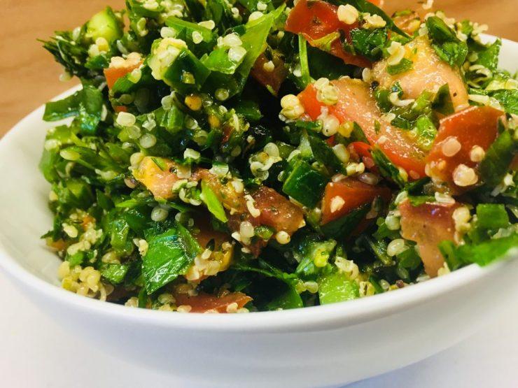 Taboulé - libanesischer Petersilien Salat