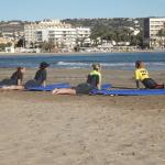 Clases de surf para grupos, actividades deportivas para adultos, surf adultos