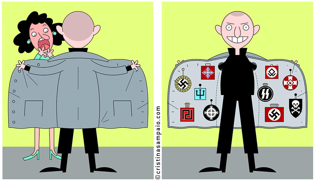 Cristina Sampaio http://www.cartooningforpeace.org/evenements/ceci-nest-pas-leurope/