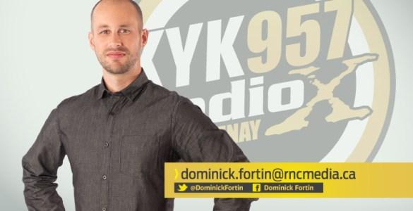 dominick fortin