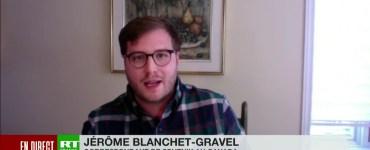 jerome blanchet gravel