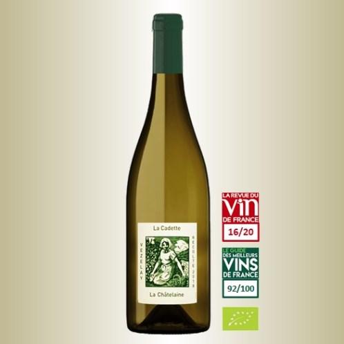 La Soeur Cadette Bourgogne Vezelay La Chatelaine