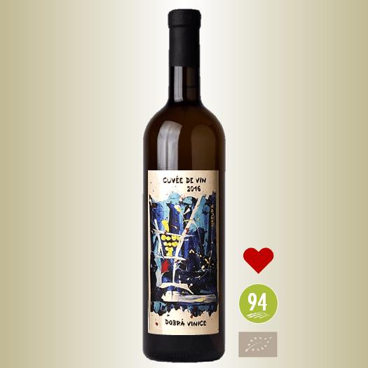 Dobra Vinice Natura Cuvée de Vin