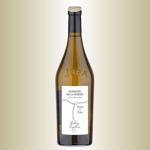Domaine de la Borde Julien Mareschal Arbois Pupillin Chardonnay Terre de Lias