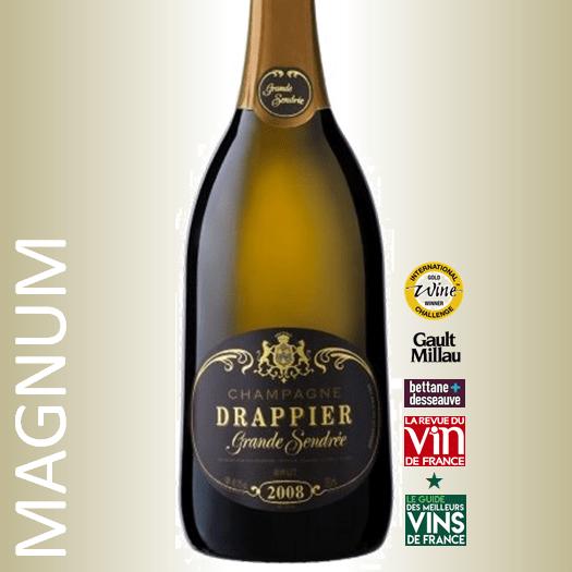 Champagne Drappier Grande Sendrée Magnum