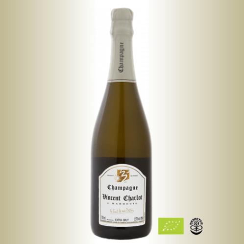 Champagne Vincent Charlot Le Fruit de ma Passion