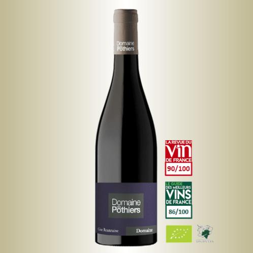 Domaine des Pothiers Côte Roannaise Domaine Vieilles Vignes