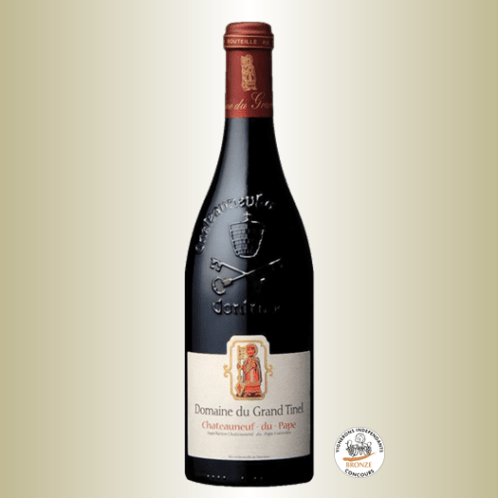 Grand Tinel Chateauneuf du Pape Rouge 2004