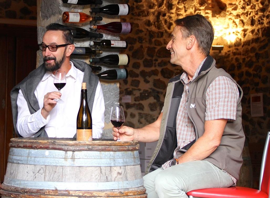 Daniel et André Genoux