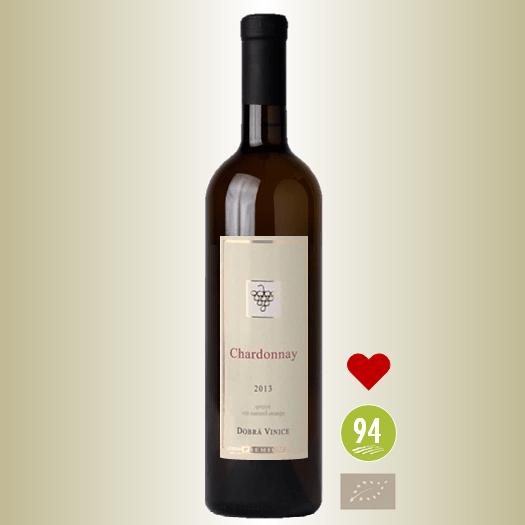 Dobra Vinice Qvevri Chardonnay