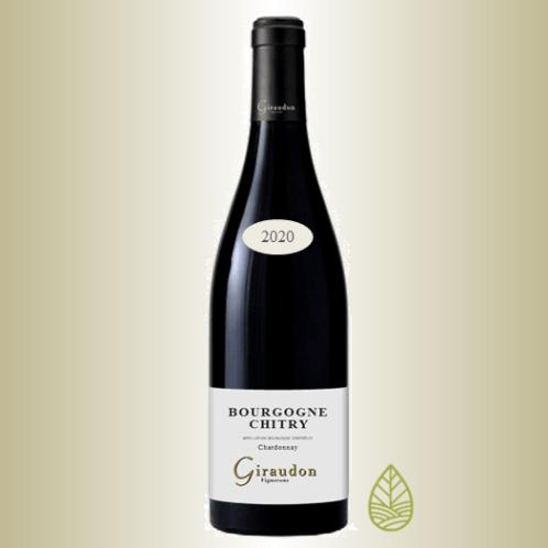 Giraudon Bourgogne Chitry rouge