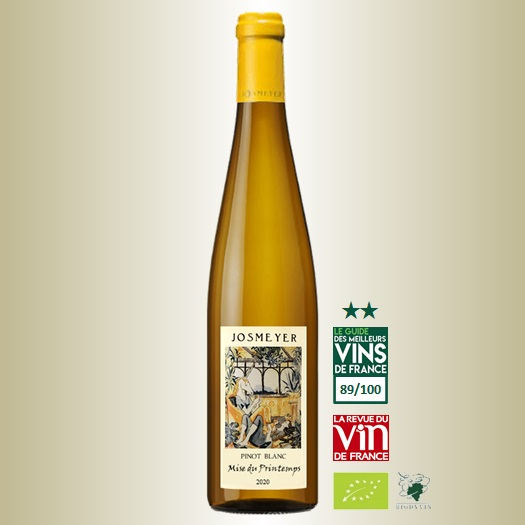 Alsace Josmeyer Pinot Blanc Mise du Printemps