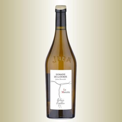 Domaine de la Borde Julien Mareschal Arbois Pupillin Chardonnay La Marcette