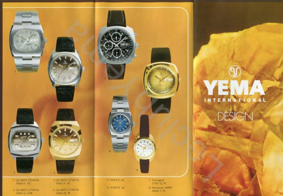 Collection YEMA 1978 01