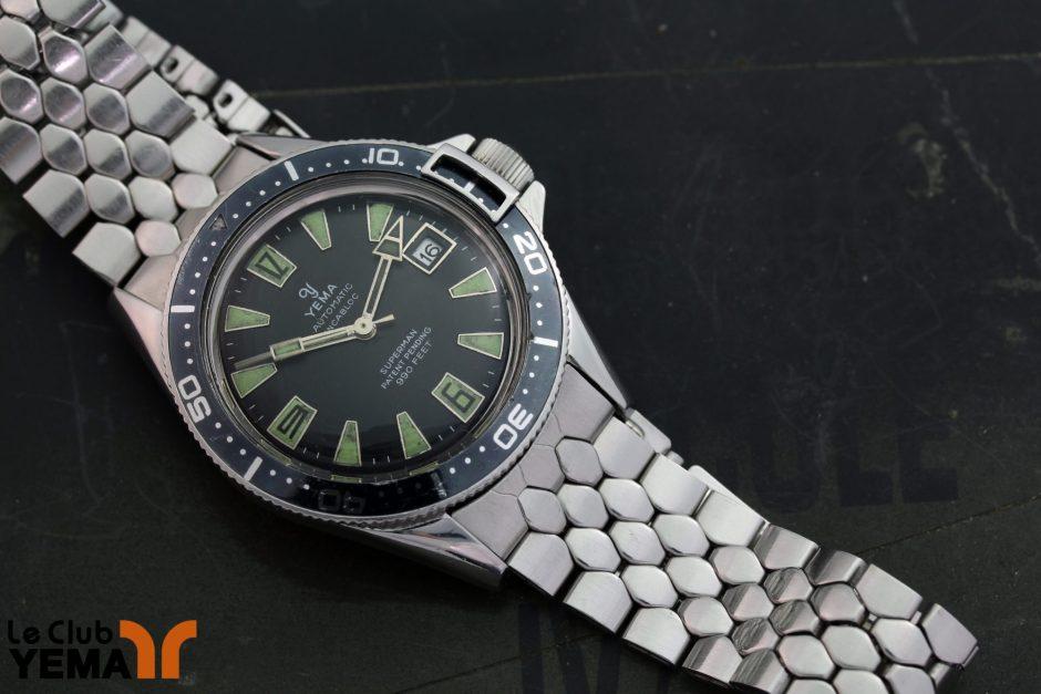 Une belle montre Superman 63