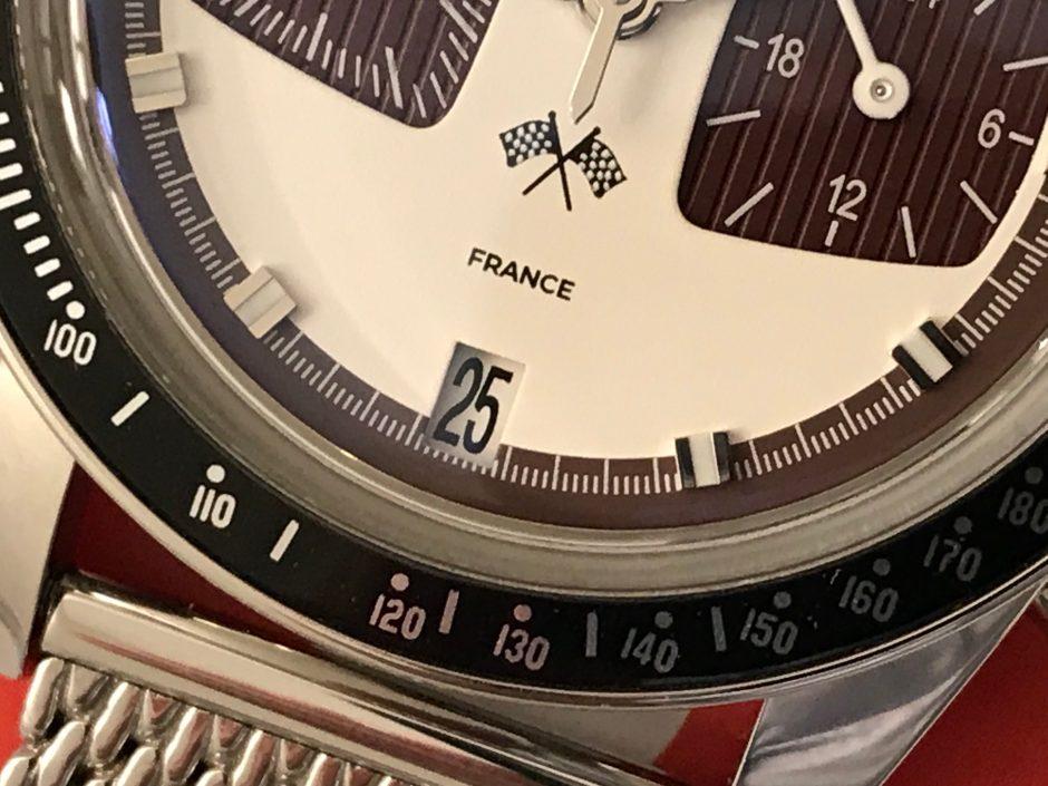 YEMA Rallygraf Meca-quartz_Guichet Date