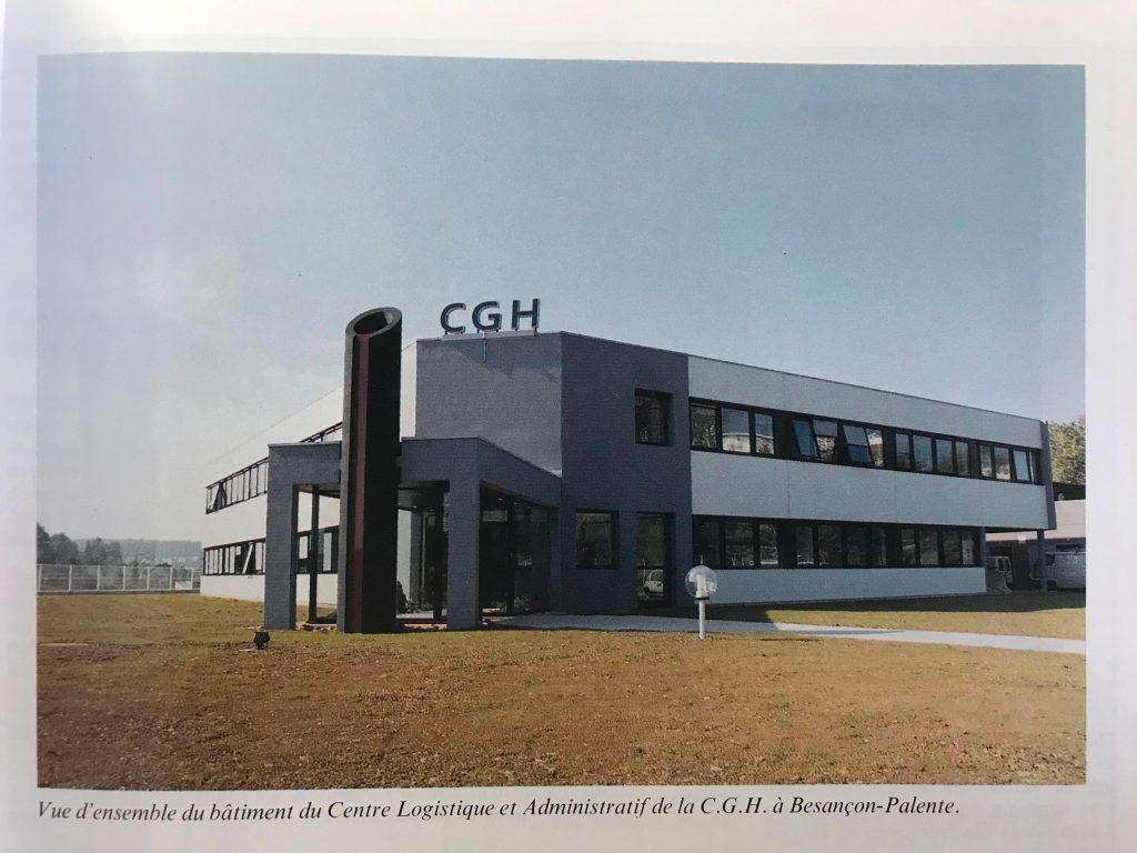 YEMA_Centre logistique de la CGH_La France Horlogere N516