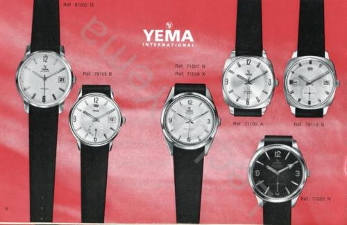 Cat_Collection YEMA 1968 (?) | 12 pages