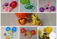 Scented Play Dough Surprise Easter Eggs