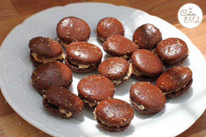 French Party - The Food - Macarons au Foie Gras
