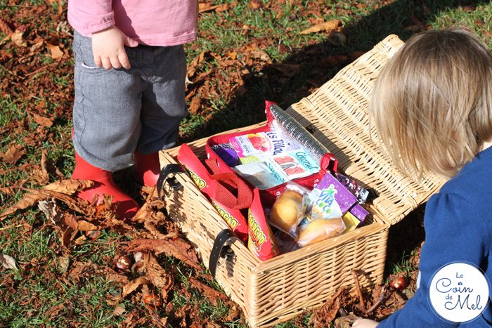 Autumn Picnic - Our Picnic