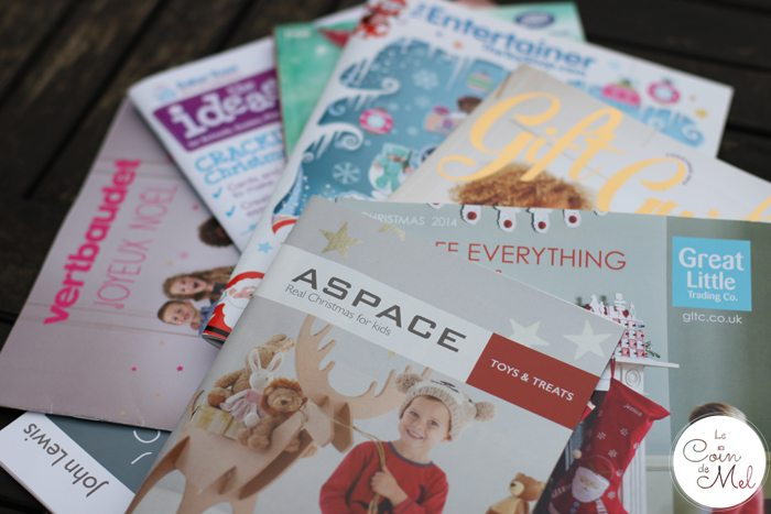 Letter to Father Christmas - Catalogues