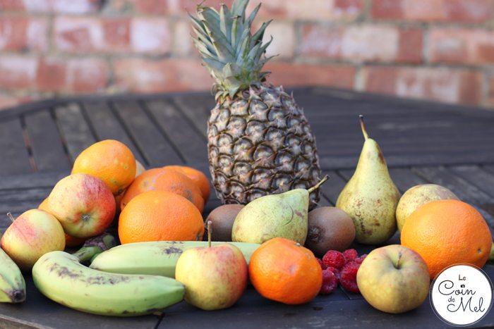Farmaround Organic Fruit