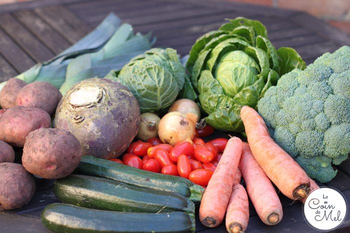 Farmaround Organic Vegetables