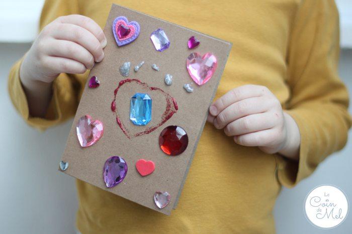 Valentine's Day - 10 Minute Crafts - Beanie's Card