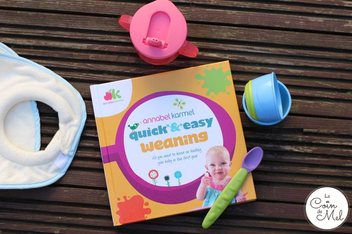 Introducing Solids with Annabel Karmel's Quick & Easy Weaning