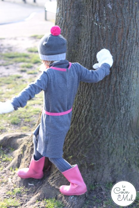 Les Petites Choses French brand for children with Tendre Deal - At the Park