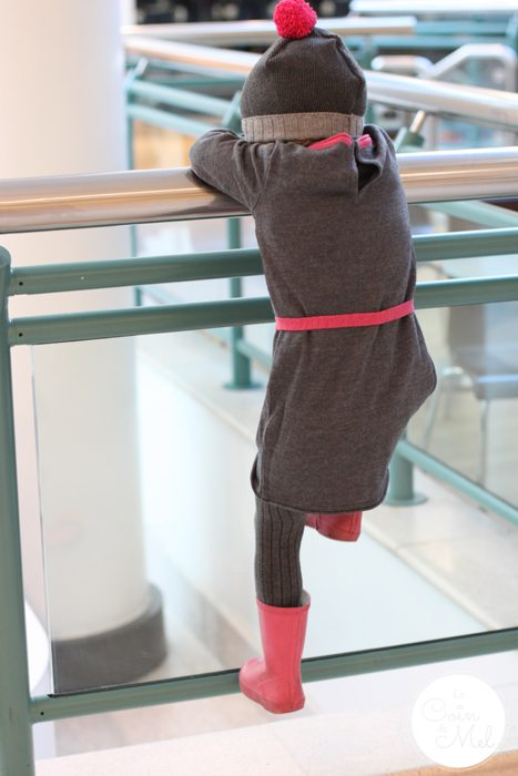 Les Petites Choses French brand for children with Tendre Deal - Beanie Climbing