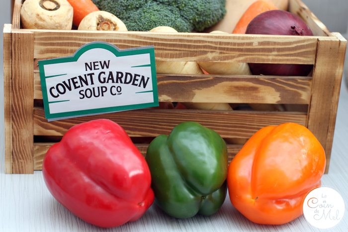 Making Soup with New Covent Garden