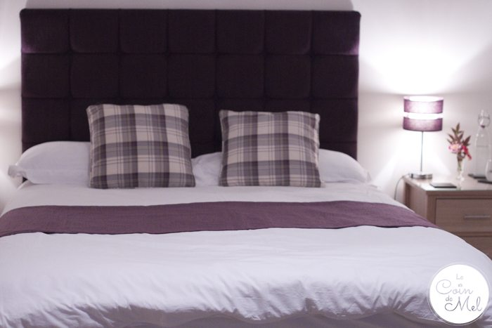 Where to Stay When you go to River Cottage - Prestoller House - My Bed for 2 Nights