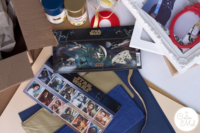The Perfect DIY Present for a Star Wars Fan - What You Need