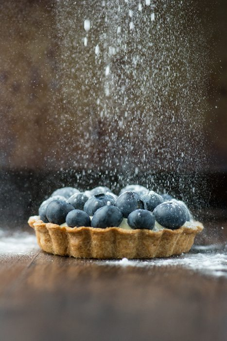 Blueberry-Tarts