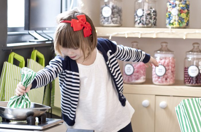 Sweet as a Button - a Sweet Shop Not Like Any Other - my little shop assistant