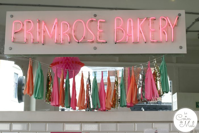 Fast Cars, Yummy Cupcakes & Two Happy Kids - Primrose Bakery - Retro Cool