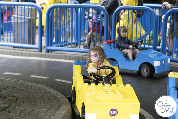 Birthday Party of a Lifetime at Legoland - Jumpy Taking DRiving Test