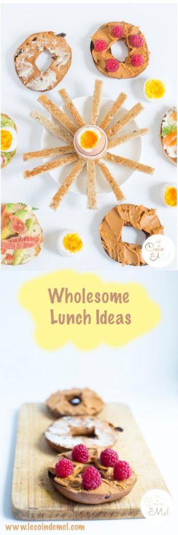Wholesome Lunch Ideas