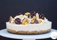 No-Bake Vanilla Cheesecake – a 'Free From' Recipe!