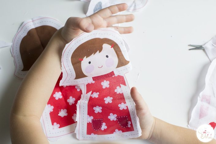 Sew Your Own Doll or Teddy (& a Giveaway)