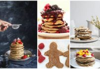 Gluten-free Pancake Recipe Round-Up & #FreeFromFridays