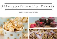 Allergy-friendly Treats and #FreeFromFridays