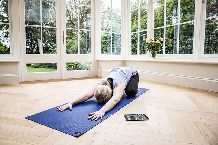 Finding time to exercise when you don't have time for it can be tough. Yogaia is the perfect solution to practise yoga anywhere, anytime.