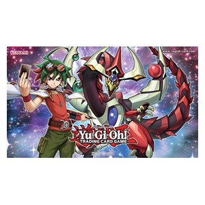 Tapis Win-A-Mat 2015 Yuya Odd-Eyes Pendulum Dragon