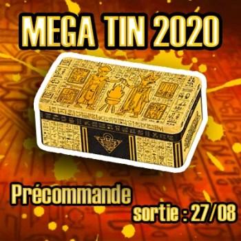 Précommande Mega Tin 2020