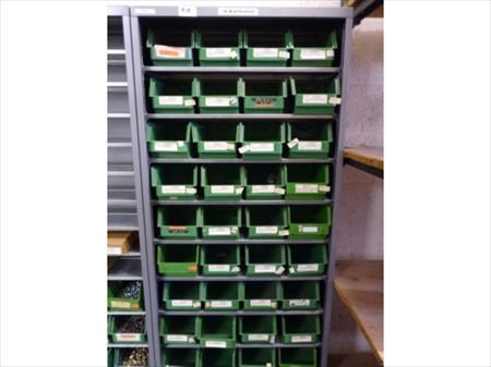 armoires metalliques 108 bacs de