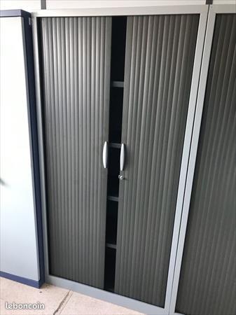 armoires de bureau metalliques