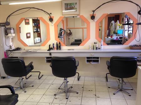 mobilier et materiel salon de coiffure